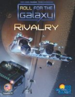 Roll for the Galaxy: Rivalry - Board Game Box Shot