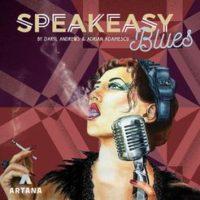 Speakeasy Blues - Board Game Box Shot
