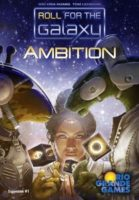 Roll for the Galaxy: Ambition - Board Game Box Shot