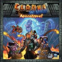 Clank! In! Space! Apocalypse! - Board Game Box Shot