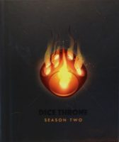 Dice Throne: Season Two - Board Game Box Shot