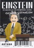 Einstein - Board Game Box Shot