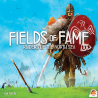 Raiders of the North Sea:  Fields of Fame - Board Game Box Shot