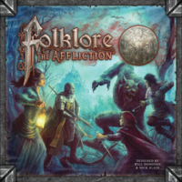 Folklore: The Affliction - Board Game Box Shot