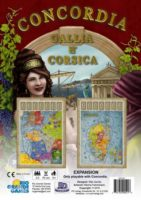 Concordia: Gallia/Corsica - Board Game Box Shot