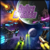 Helios Expanse - Board Game Box Shot