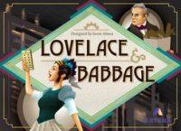 Lovelace and Babbage - Board Game Box Shot