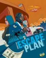 Escape Plan - Board Game Box Shot