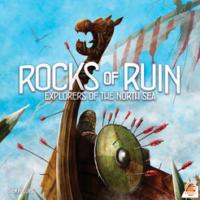 Explorers of the North Sea: Rocks of Ruin - Board Game Box Shot