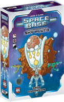 Space Base: The Emergence of Shy Pluto - Board Game Box Shot