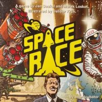Space Race: The Card Game - Board Game Box Shot
