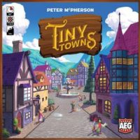 Tiny Towns - Board Game Box Shot