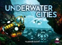 Underwater Cities - Board Game Box Shot