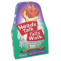 Heads Talk Tails Walk - Board Game Box Shot