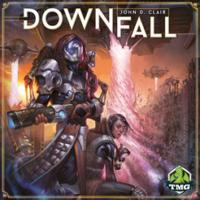 Downfall - Board Game Box Shot