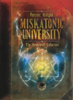 Miskatonic University: The Restricted Collection - Board Game Box Shot