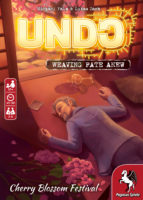 Undo: Cherry Blossom Festival - Board Game Box Shot
