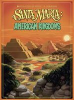 Santa Maria: American Kingdoms - Board Game Box Shot