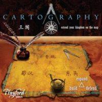 Cartography - Board Game Box Shot