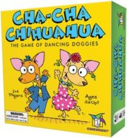 Cha-Cha Chihuahua - Board Game Box Shot