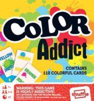 Color Addict - Board Game Box Shot