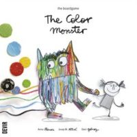 The Color Monster - Board Game Box Shot