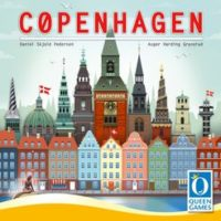 Copenhagen - Board Game Box Shot