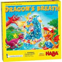Dragon's Breath - Board Game Box Shot