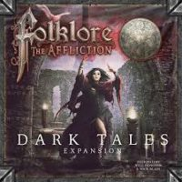 Folklore: The Affliction – Dark Tales - Board Game Box Shot