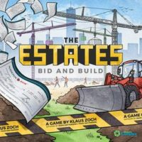 The Estates - Board Game Box Shot