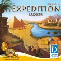 Expedition Luxor - Board Game Box Shot