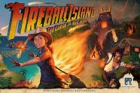 Fireball Island: The Curse of Vul-Kar - Board Game Box Shot