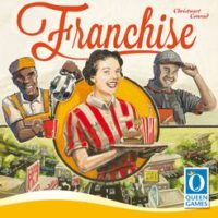 Franchise - Board Game Box Shot