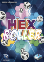 Hex Roller - Board Game Box Shot