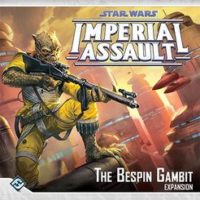 Star Wars: Imperial Assault – The Bespin Gambit - Board Game Box Shot