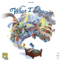 When I Dream - Board Game Box Shot