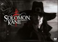 Solomon Kane - Board Game Box Shot