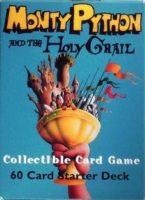 Monty Python and the Holy Grail CCG - Board Game Box Shot