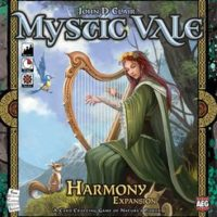 Mystic Vale: Harmony - Board Game Box Shot