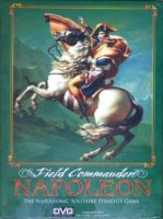 Field Commander Napoleon - Board Game Box Shot