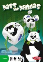Pass the Pandas - Board Game Box Shot