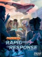 Pandemic: Rapid Response - Board Game Box Shot