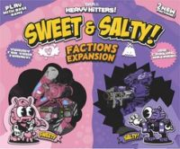 GKR: Heavy Hitters The Sweet and Salty Supplement - Board Game Box Shot
