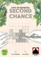 Second Chance - Board Game Box Shot