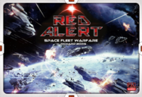 Red Alert: Space Fleet Warfare - Board Game Box Shot