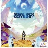 Space Gate Odyssey - Board Game Box Shot