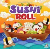 Sushi Roll - Board Game Box Shot