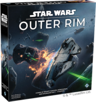 Star Wars: Outer Rim - Board Game Box Shot