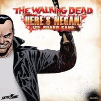 The Walking Dead: Here's Negan - Board Game Box Shot