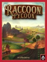 Raccoon Tycoon - Board Game Box Shot
